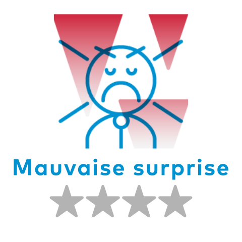 Suggestion - Mauvaise surprise