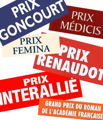 Logo Prix littéraires