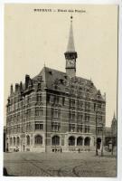 Photo ancienne de la facade de l'hotel des postes