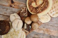 Photos de différents pains