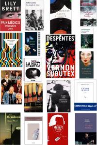 romans qui parlent de musique