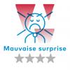 """Les documents """"Mauvaise surprise"""" par les utilisateurs de la médiathèque"""